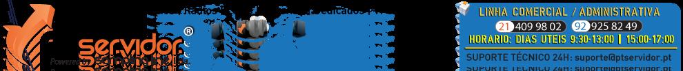Logo PTServidor